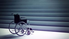 Wheelchair - Auto Accident Lawyer in Salinas